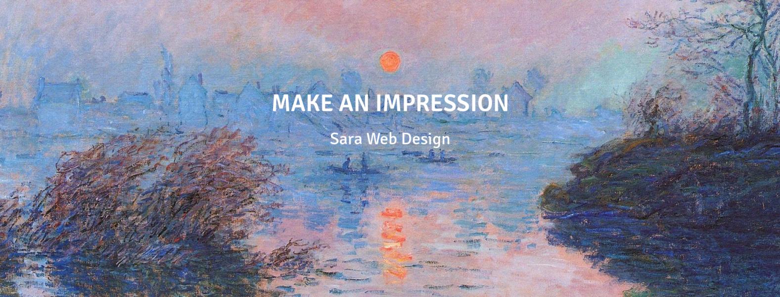 Sara Web Design